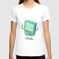 bmo T-shirts featuring BMO by Rod Perich