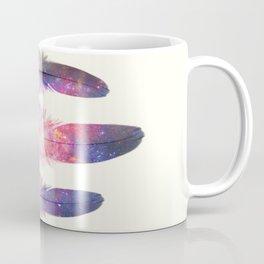 galactic feathers Coffee Mug
