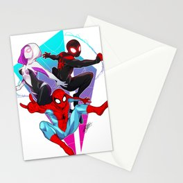 Spiders to the rescue! Stationery Cards