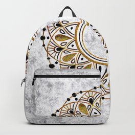 Silk Mandala Backpack