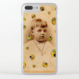 DNA Clear iPhone Case