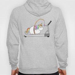 Motivated Unicorn Hoody