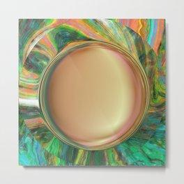 """Sono"" Original Digital Art 2014 Metal Print"