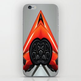 Uber Ride Of The Future iPhone Skin