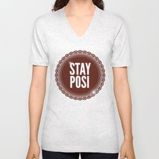 Stay Posi Unisex V-Neck