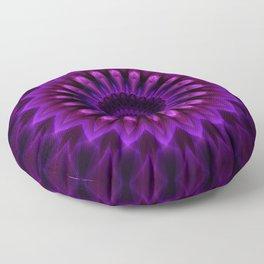 Mandala Crownchakra Floor Pillow