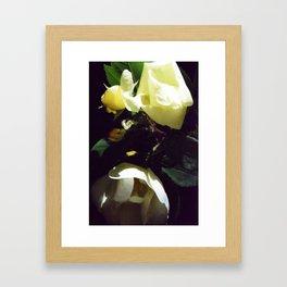 Simple Blooms Framed Art Print
