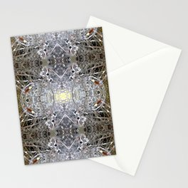 Ancient Metal Stationery Cards