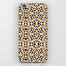 Giocci Arancio iPhone & iPod Skin