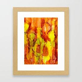 Under the Microscope No.1 Framed Art Print