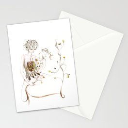 The Magical Chest Stationery Cards