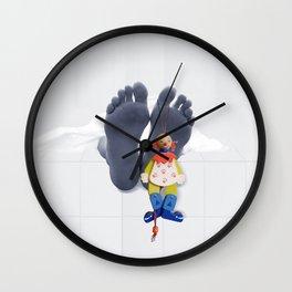 fun's over Wall Clock
