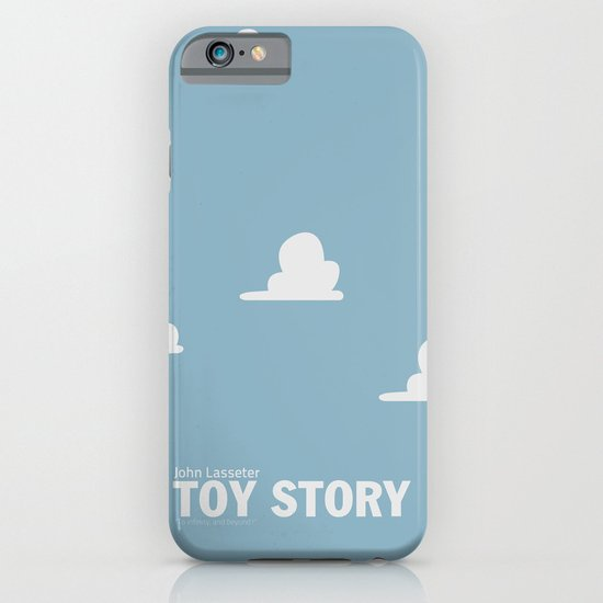 Toy Story | Minimalist Movie Poster iPhone & iPod Case