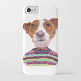 Alvin iPhone Case