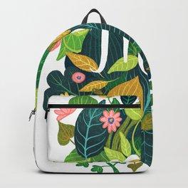 Floral Mom Backpack