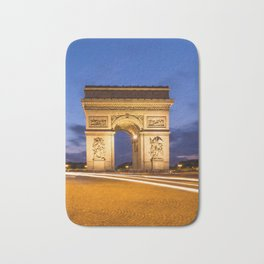 PARIS Arc de Triomphe Bath Mat