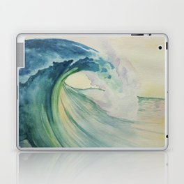 Incoming Energy Wave Laptop & iPad Skin