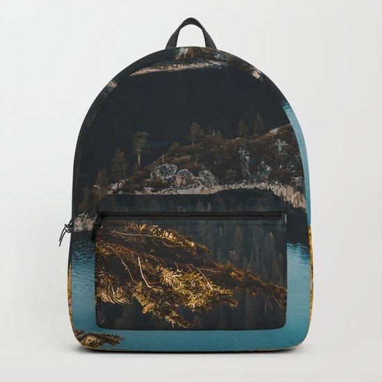 Autumn Lake Backpack