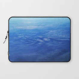 Ombre Arial Laptop Sleeve