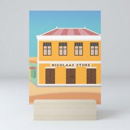 San Nicolas / San Nicolaas, Aruba Mini Art Print
