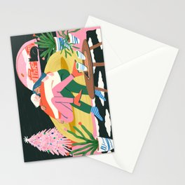 Christmas Together Stationery Cards
