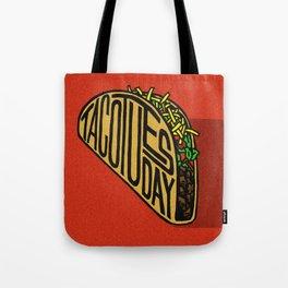Taco Tuesday Tote Bag