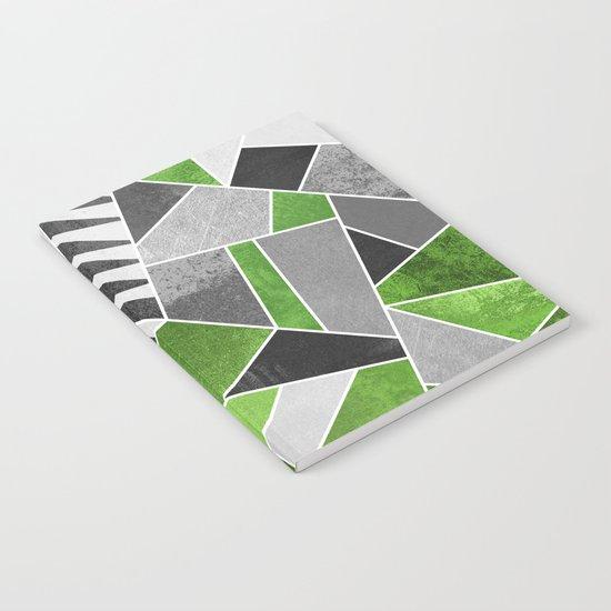 Concrete Jungle Notebook