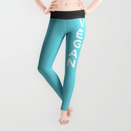 Vegan - simple yet strong Leggings