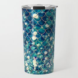 Sea Scales Travel Mug