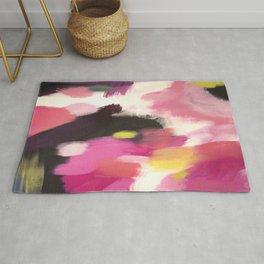 Acrylic Abstract Rug
