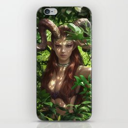 Bariaur In The Forest iPhone Skin