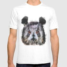 Whoo-Whoo Panda T-shirt