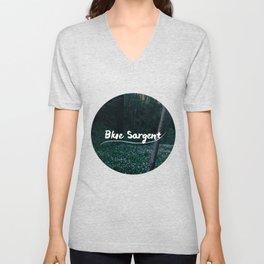 Blue Sargent Unisex V-Neck