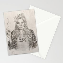 Queen Kate Stationery Cards