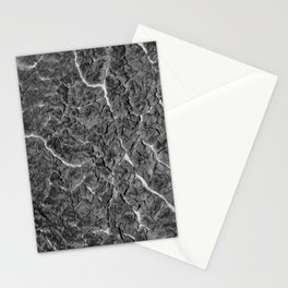 Greyscale Cabbage 1 Stationery Cards