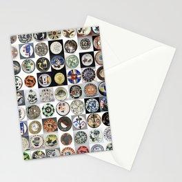 Picasso Ceramic Plates Stationery Cards