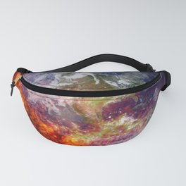 Global Warming Climate Change Fanny Pack