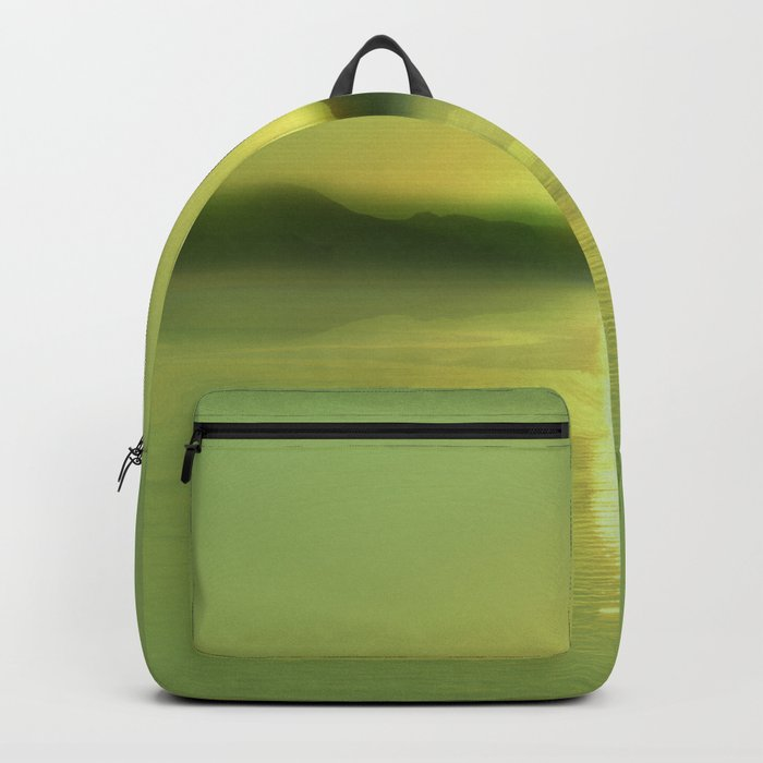 Pastel vibes 51 Greenery Backpack