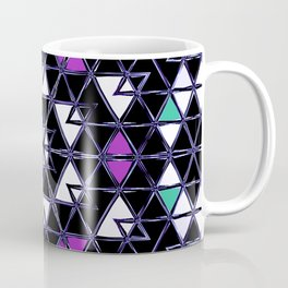 Brilliant Star Triangle Pattern Coffee Mug