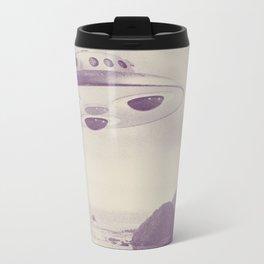 UFO Metal Travel Mug