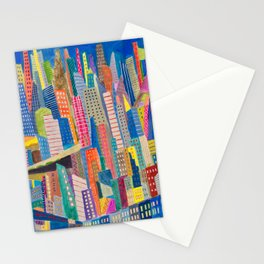 Protrusion Stationery Cards