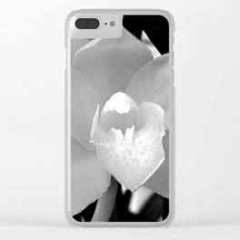 Good As Gold - BW Clear iPhone Case