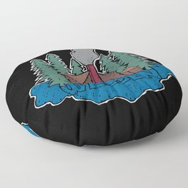 Walden - Henry David Thoreau (Coloured textured version) #society6 #decor #buyart Floor Pillow