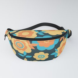 Eilin's Spring Flowers 13 Fanny Pack