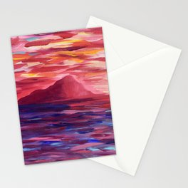 Ischia Island Stationery Cards
