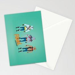 Biker Mice from Mars - Pixel Nostalgia Stationery Cards