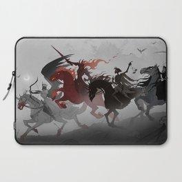 Four Horsemen of the Apocalypse Laptop Sleeve