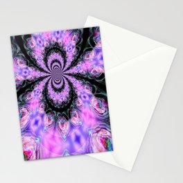 Cosmic Caterpillars Stationery Cards