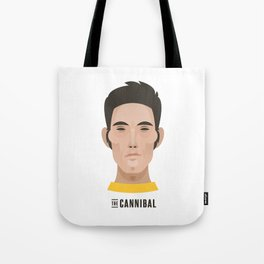 "Eddy ""THE CANNIBAL"" Merckx Tote Bag"