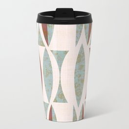Seventies Lake  Travel Mug